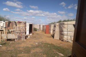 """CGT Huelva alerta al Gobierno de la situación en la que malviven miles de personas en varios asentamientos durante la emergencia sanitaria por """"coronavirus"""""""