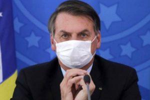 En Brasil, Bolsonaro asume una posición criminal frente a la pandemia de Coronavirus