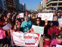 Kurdistán: Solidaridad con el profesorado del Kurdistán iraquí