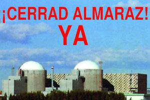 La amenaza nuclear en Almaraz se prolongará ocho años más