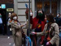 CGT manifiesta que el fascismo no solo sigue en las calles, sino también en las instituciones