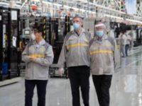 CGT denuncia ante la Inspección de Trabajo el posible incumplimiento de las medidas de prevención frente al Covid-19, en Renault