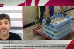 """Ismael Furió: """"La clase trabajadora es imprescindible, es el motor de nuestra sociedad"""""""
