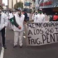 Argentina: solidaridad con los trabajadores del frigorífico El Penta