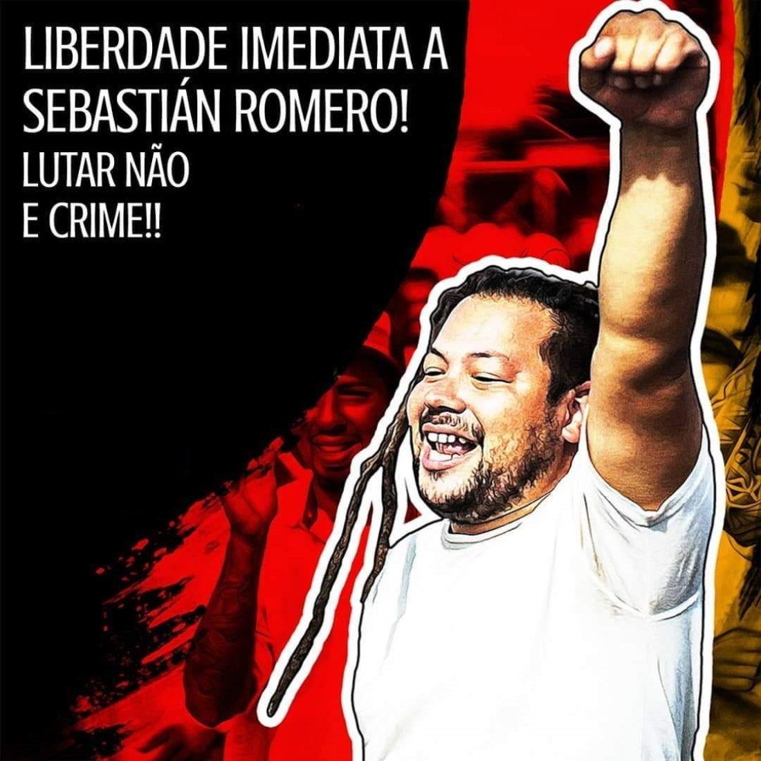 ¡Libertad inmediata para Sebastian Romero!
