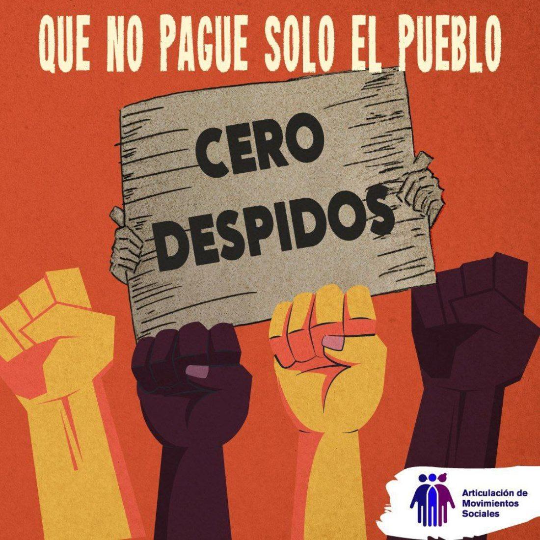 Solidaridad con las sanitarias y los sanitarios de Nicaragua