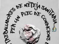 CGT PVyM convoca concentraciones por unas condiciones dignas en la limpieza sanitaria