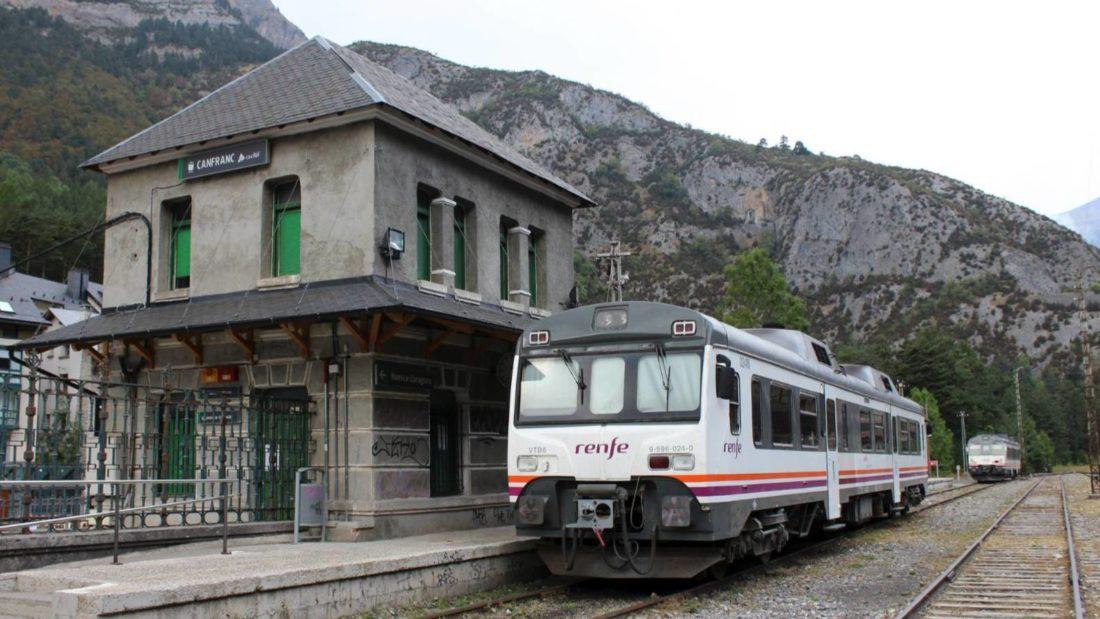 La nueva normalidad no llega al tren de los pueblos y de la ciudadanía aragonesa que lo necesita para hacer su vida cotidiana