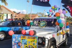 Declaración conjunta de las organizaciones miembros de SOS Nicaragua Europa