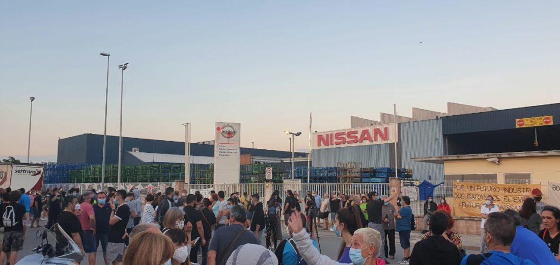 FESIM-CGT anuncia movilizaciones en todo el Estado contra el cierre de Nissan y en apoyo a todas las plantillas