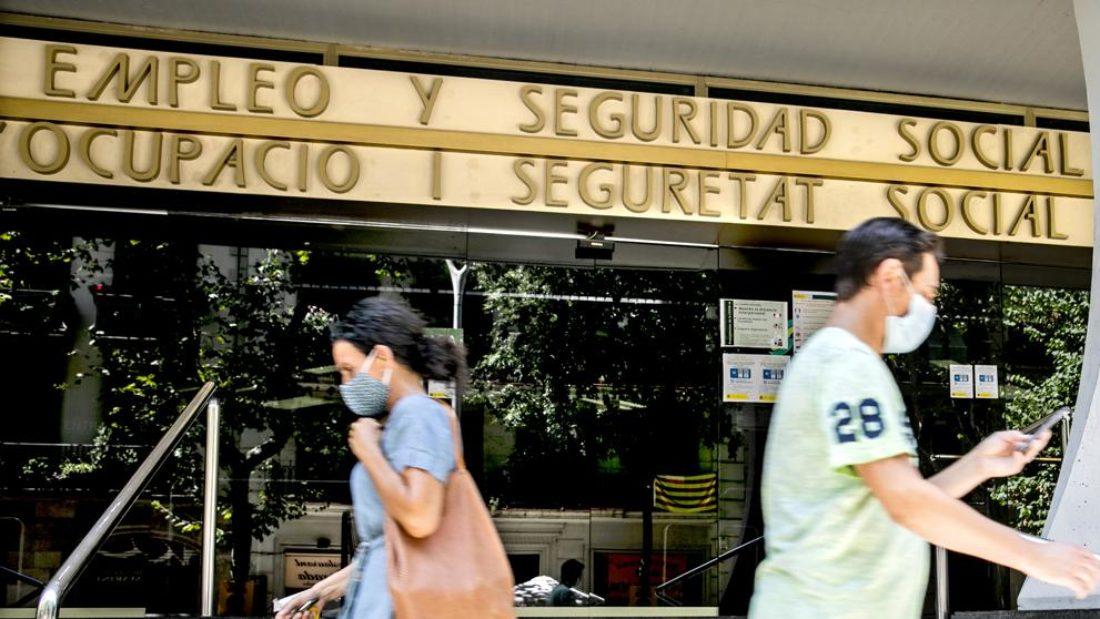 Colapso en el Instituto Nacional de la Seguridad Social