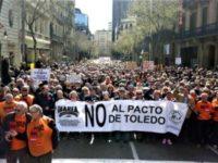 El Pacto de Toledo es el problema para el Sistema Público de Pensiones y la solución para el capital y los empresarios