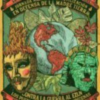 Jornada Nacional de movilización en defensa de la madre tierra. 12 de octubre