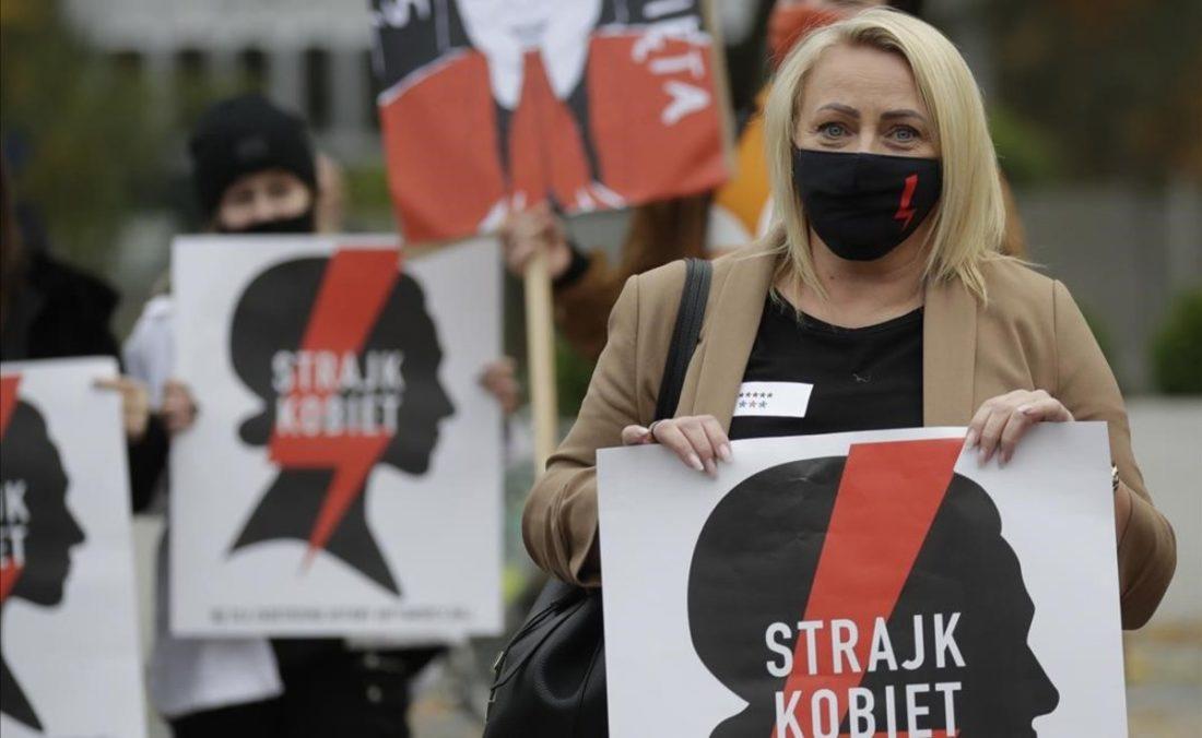 Por el aborto libre, seguro, gratuito y en la sanidad pública polaca