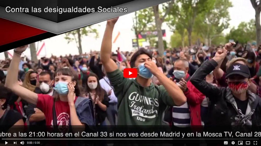 Martes 13 de octubre RNtv Contra las Desigualdades sociales