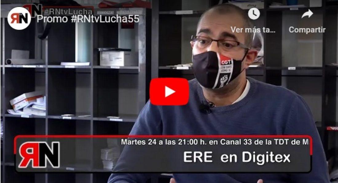 Promo #RNtvLucha55