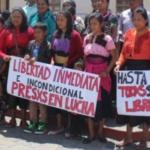 CGT exige la puesta en libertad de los presos en lucha en Chiapas y el fin del hostigamiento al que están siendo sometidos por el Estado de México
