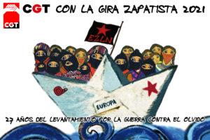 27 años de Guerra contra el olvido, por la vida, viva el EZLN