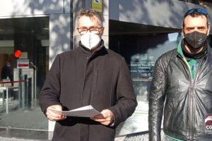 La plantilla del hospital HM Delfos inician huelga el 15 de diciembre