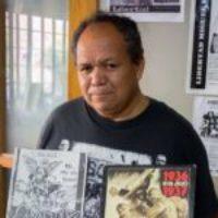 Despedida y reconocimiento a Héctor-Tobi de la Biblioteca Social Reconstruir, Ciudad de México
