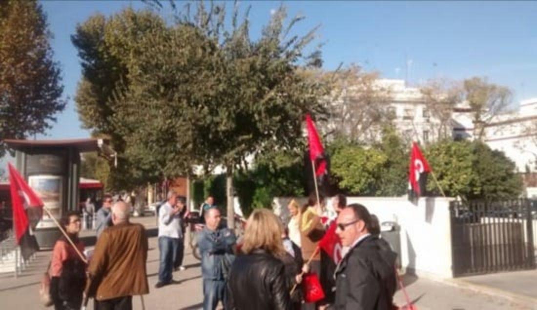 CGT denuncia los despidos acontecidos en la Dirección General de Tráfico de Sevilla