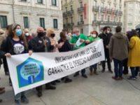 CGT participa, junto con otros colectivos sociales y organizaciones sindicales, en el impulso de una ley que garantice el derecho a una vivienda digna