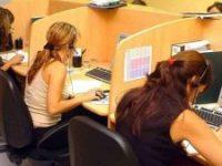 Entrevista en el programa 'A vivir que son dos días' a dos trabajadoras de Telemarketing sobre las condiciones laborales que padecen en el sector