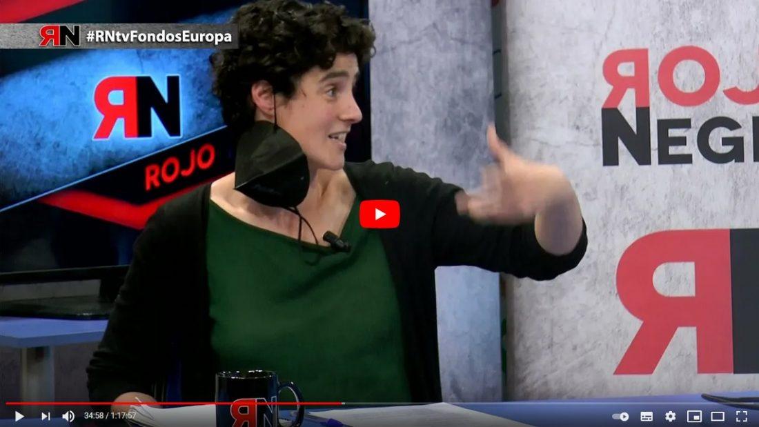 RNtv 55. Reparto fondos europeos