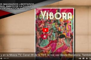 Promo RNtv LP 16 Los imaginarios libertarios en el ámbito de la cultura y la creación artística