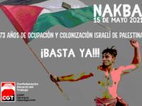 Nakba 2021, contra el apartheid israelí
