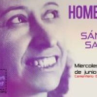 CGT València realiza un homenaje a Lucía Sánchez Saornil, cofundadora de Mujeres Libres