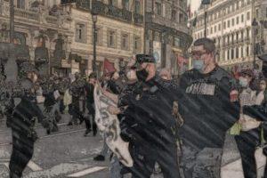 Archivado el procedimiento penal por el detenido en la manifestación de Sanidad del 27F