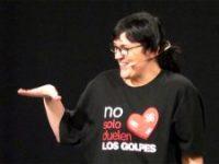 Nuestro apoyo a Pamela Palenciano