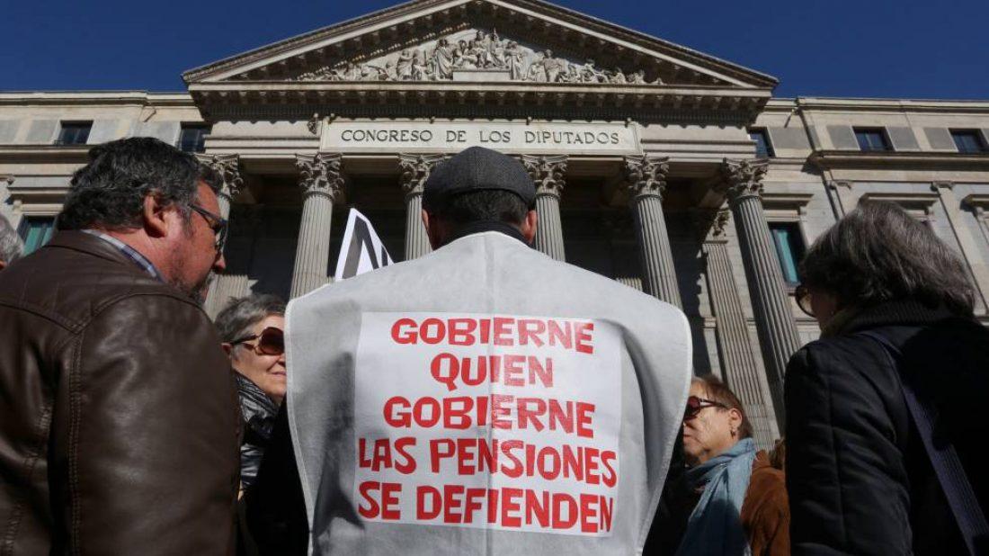 Hacen leyes para desmantelar progresivamente el Sistema Público de Pensiones de reparto y solidario