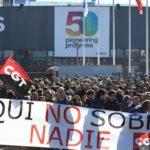 Comunicado de CGT – FESIM al Gobierno Central sobre la situación de la planta de Airbus Puerto Real